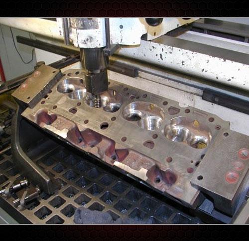 Cylinder Head Welding Rod: Cylinder Head Valve Jobs