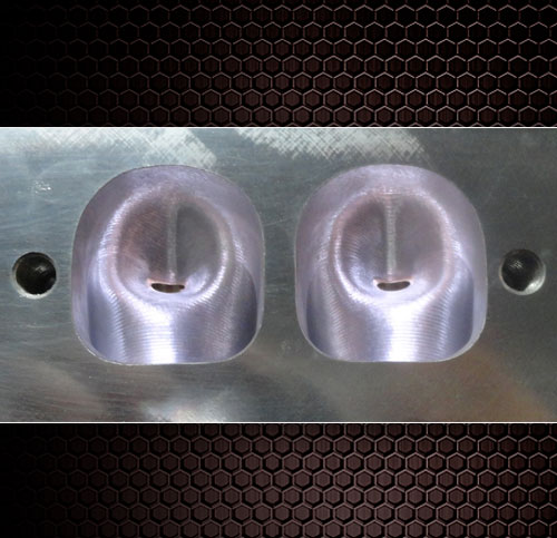 Precision Race Engines Aluminum Small Block CNC Ported